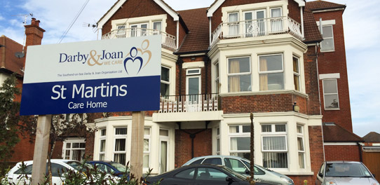 Darby & Joan St Martins Care Home